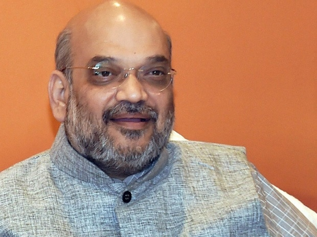 BJP president Amit Shah. Photo: PTI