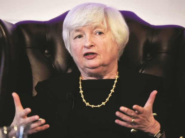 Janet Yellen, photo: Reuters