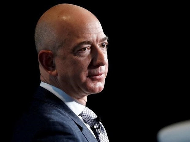 Amazon's Jeff Bezos becomes world's richest person, surpasses Bill Gates