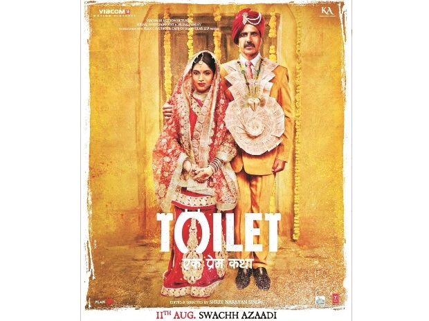 Railways may allow Toilet: Ek Prem Katha team to brand the toilet doors of select trains and station platforms with its posters