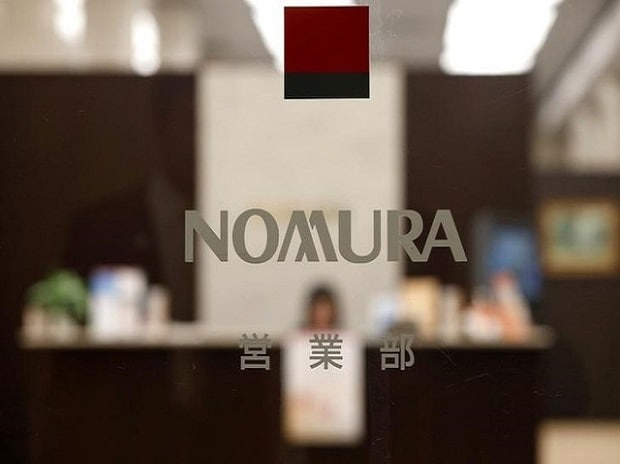 File photo of the logo of Nomura Securities is seen at the company's Head Office in Tokyo, Japan. (Photo: Reuters)