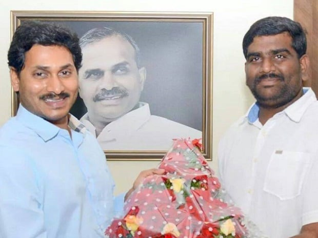 File photo of Y S Jagan Mohan Reddy (Photo: Wikimedia Commons)