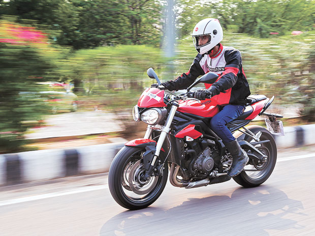 Triumph Street Triple S to be one of the most reliable street bikes