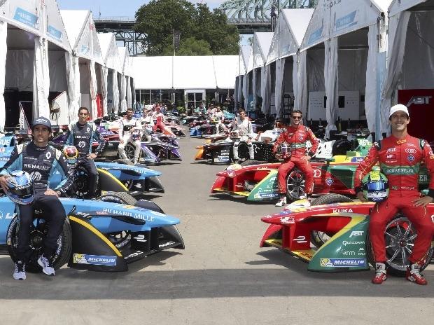 F1, Formula E drivers, Sebastien Buemi, Lucas Di Grassi
