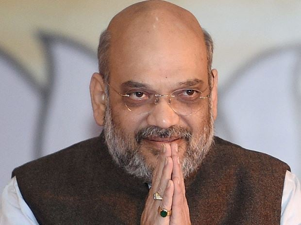 BJP National president Amit Shah. Photo: PTI