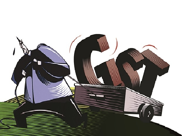 GST: Illustration: Ajay Mohanty