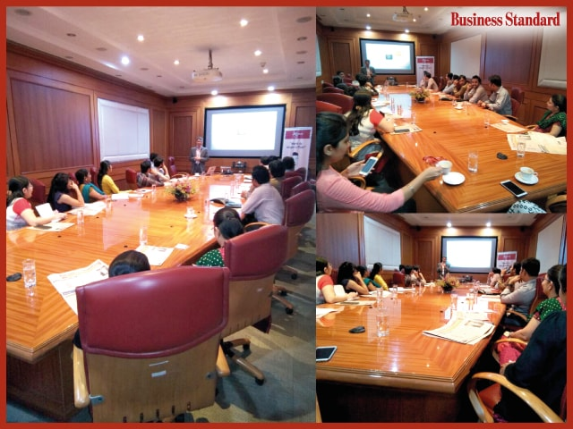 Financial Planning Workshop at National Commodity and Derivatives Exchange.