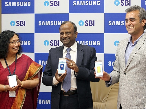 Samsung Pay, SBI debit cards