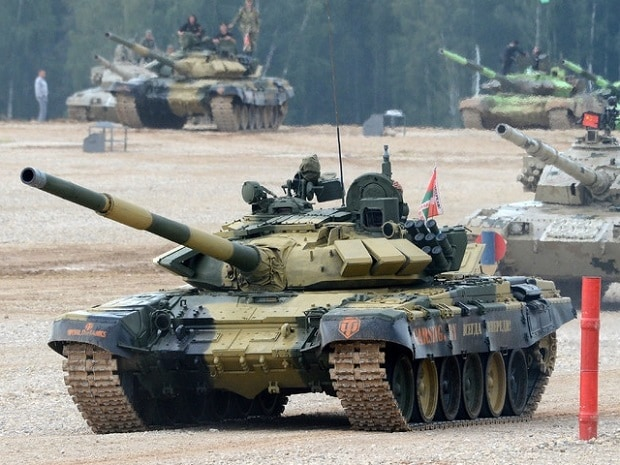 Tanks, 2016 Tank Biathlon