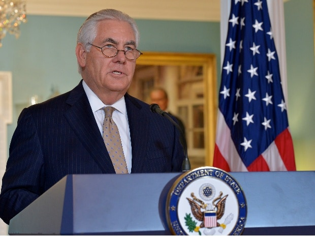 US in direct communication with North Korea, says Rex Tillerson
