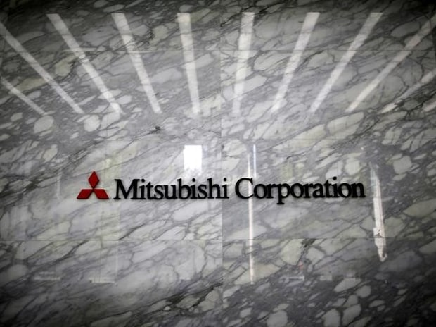 File photo of the logo of Mitsubishi Corporation is displayed at the entrance of the company headquarters building in Tokyo, Japan. (Photo: Reuters)