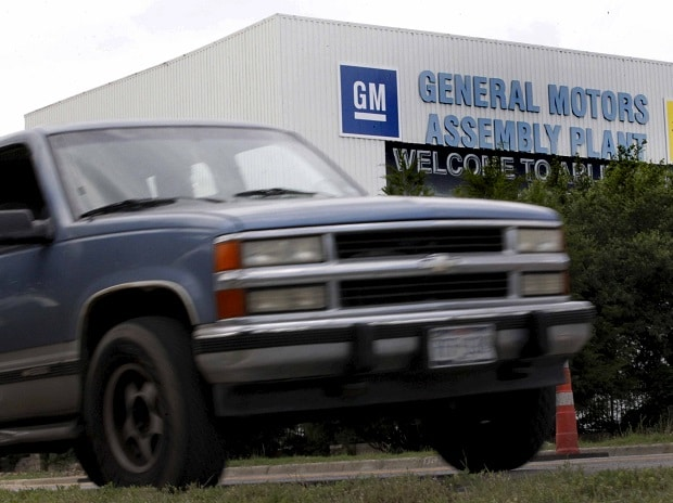 Takata airbags: General Motors to recall 2.5 million vehicles in China