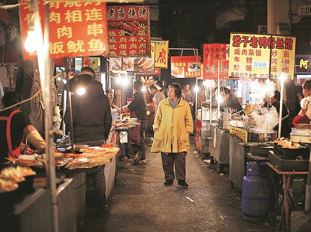 Shanghai, food spies, food, China, Mitchell Weinberg