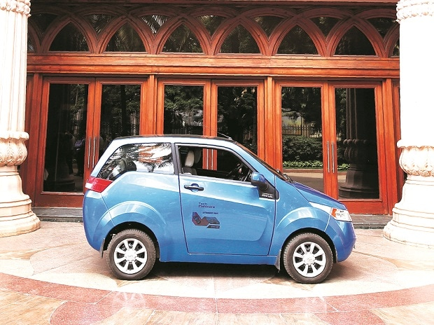 Mahindra Electric has a simple plan to increase sales of its electric cars: It is tying up with fleet operators like Ola as well as self-driven car rental firm Zoomcar