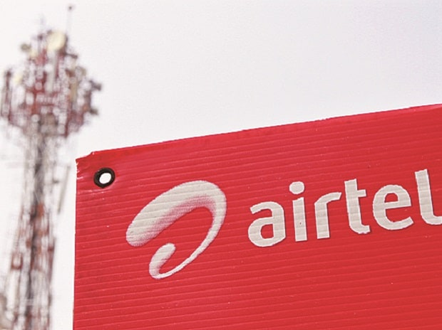 Airtel, Airtel hoarding, Bharti Airtel