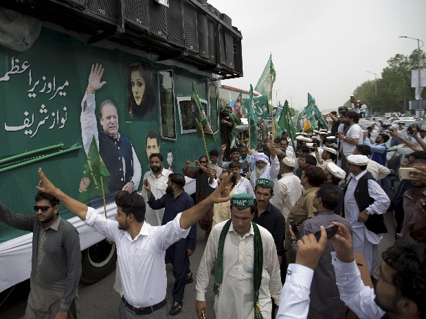Nawaz Sharif, G T rally, Pakistan