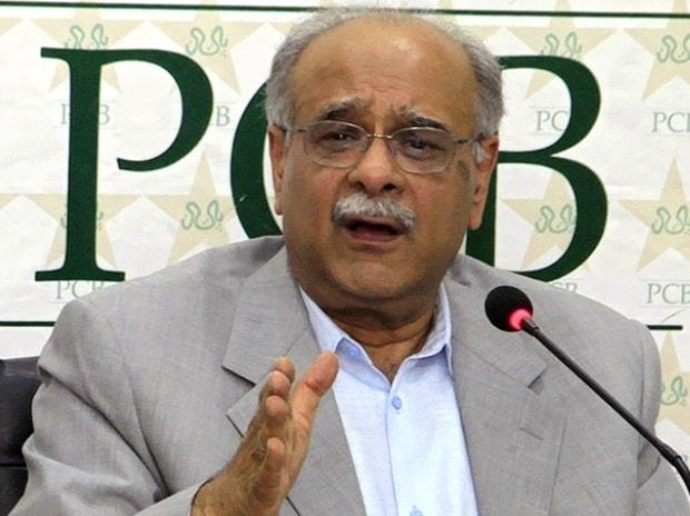 Najam Sethi, PCB, Chairman