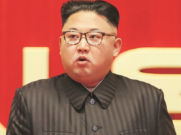 North Korea Supreme Leader Kim Jong-un