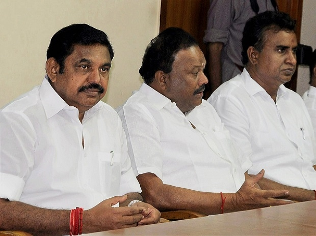 AIADMK merger talks