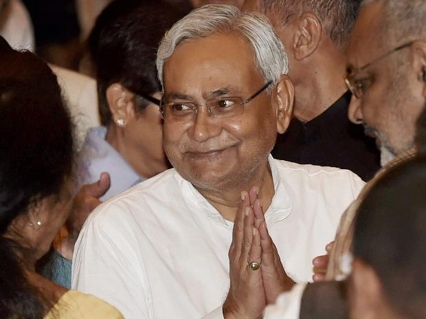 Nitish Kumar, Rashtrapati Bhawan, Durbar Hall