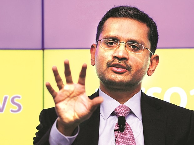 TCS, Tata consultancy services, Rajesh Gopinathan