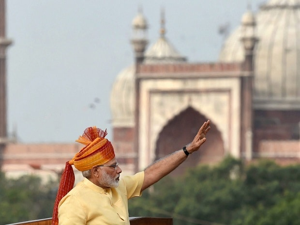 Modi's Independence Day speech is all about creating a 'New