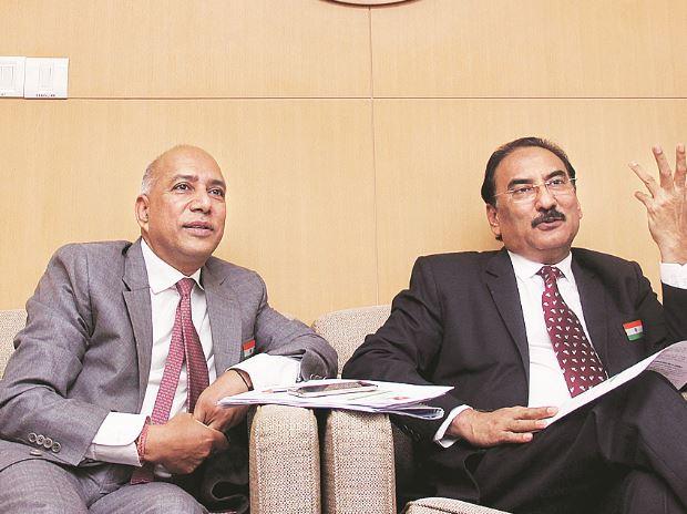 Dilip Gaur, Sushil Agarwal