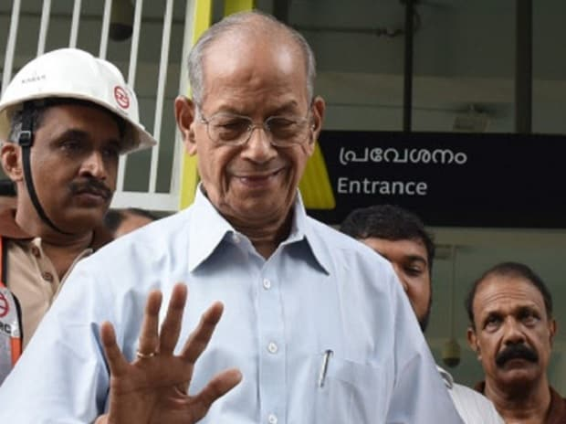 With heavy heart, Sreedharan withdraws from Light Metro project