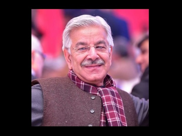 Khawaja Asif, new Pakistan Foreign Minister. Photo: Twitter