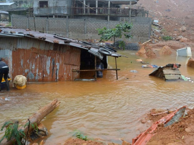 Sierra Leone floods: Over 400 people dead, 600 missing, says Red Cross