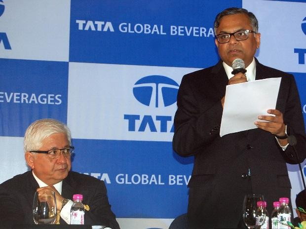 Tata Global Beverages, Ajoy Mishra,