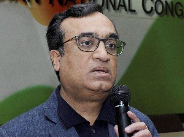 Ajay Maken, Congress spokesperson