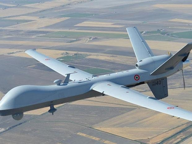 Sea Guardian Drones Sale Worth 2 Billion To Cement India US Bilateral Ties