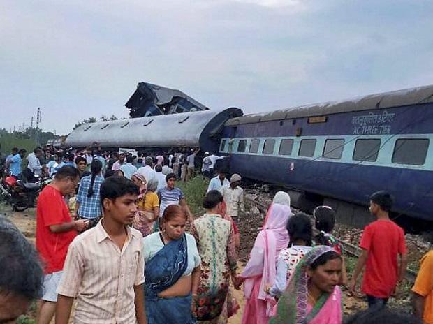 Utkal Express derails