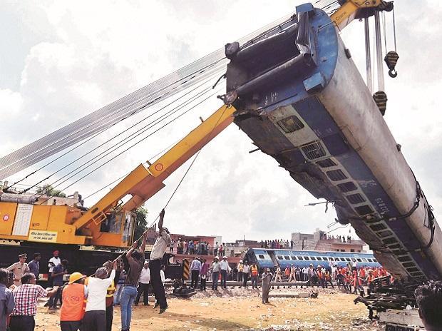 Utkal Express derailment, Utkal Express