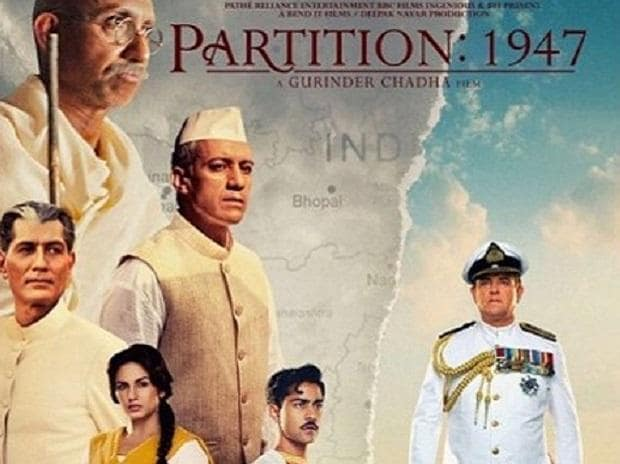 Partition: 1947 by Gurinder Chadha banned in Pakistan