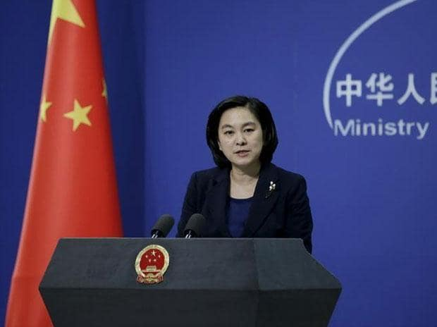 Chinese Foreign Ministry spokeswoman Hua Chunying. Photo: Reuters