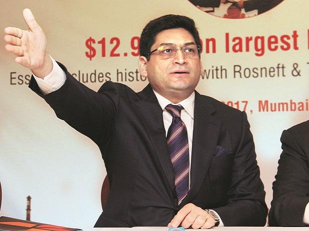 Prashant Ruia, director of Essar Group