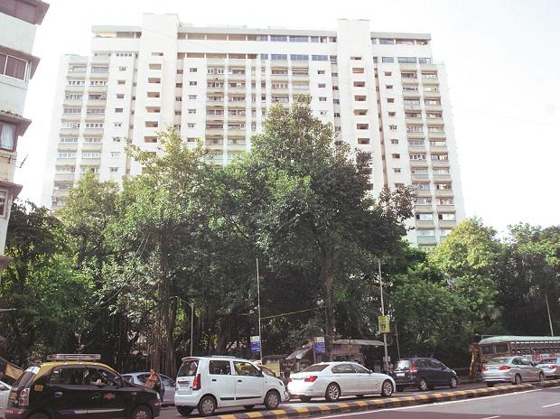 Air India's Mumbai assests, Sterling Apartment