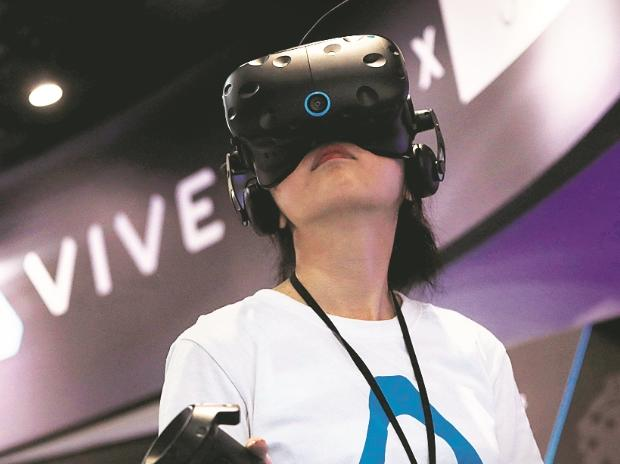 HTC shares jump on Vive price reduction