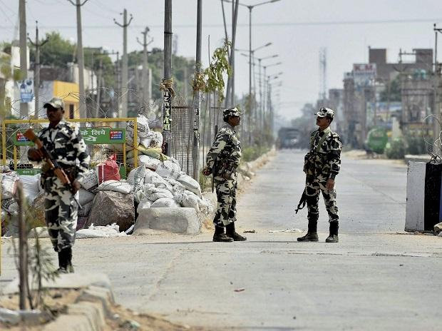 More army columns deployed in Sirsa ahead of Dera chief's sentencing