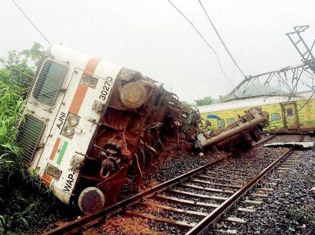 Duronto Express derailment