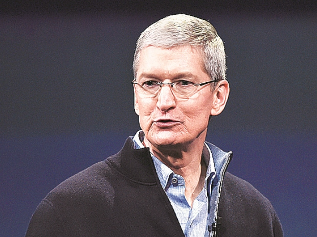 Tim Cook- Chief Executive Officer of Apple