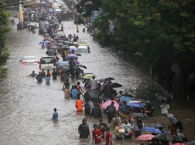 Mumbai rains, rainfall