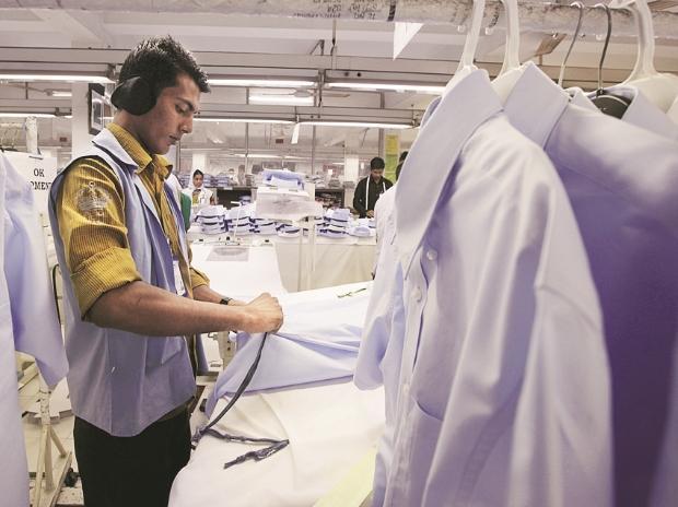 apparel exports