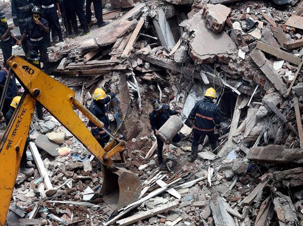 Mumbai building collapse: Death toll rises to 33, many trapped under debris
