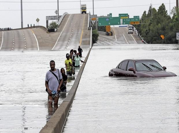 Houston: The storm brought five straight days of rain totaling close to 52 inches (1.3 meters), the heaviest tropical downpour ever recorded in the continental U.S.  AP/PTI