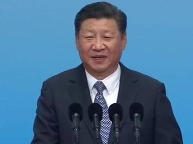 Xi Jinping at BRICS summit