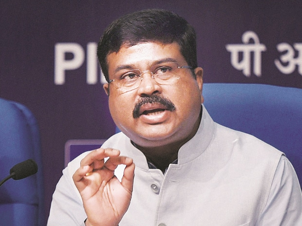 Dharmendra Pradhan (pictured) and MoS Ananthkumar Hegde have been appointed to the Ministry of Skill Development and Entrepreneurship.