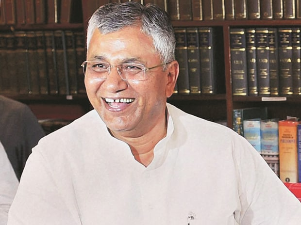 P P Chaudhary, ministry of corporate affairs